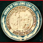 Order of the Long Leaf Pine Awarded to Chief Dennis Presley